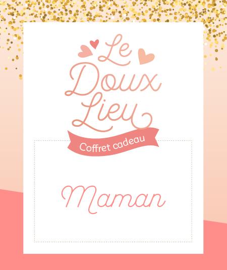 Coffret cadeau maman Le Doux Lieu