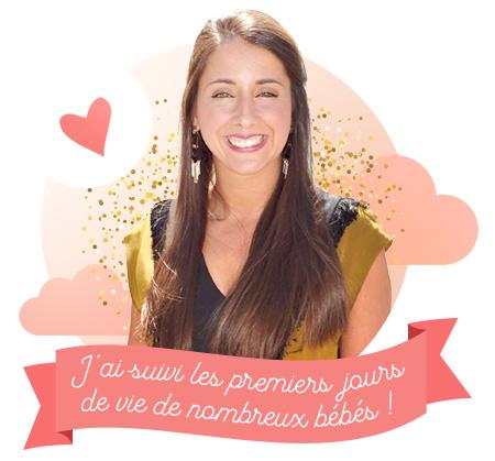Je suis Caroline Serrano et je suis esthéticienne, spa praticienne et instructrice en massage bébé.